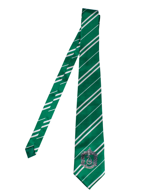 Corbata Slytherin