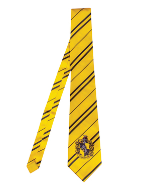 Krawat Hufflepuff