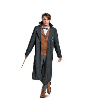 Newt Scaherrder Costume - Fantastiska odjur