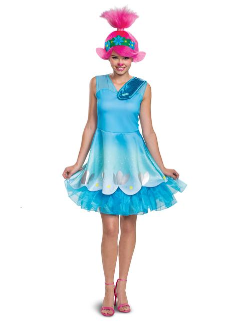 Poppy from Trolls Costume for