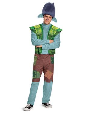 Vetva z Trolls kostým pre dospelých