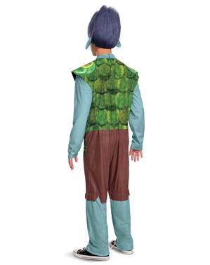Branch uit Trolls-kostuum voor volwassenen