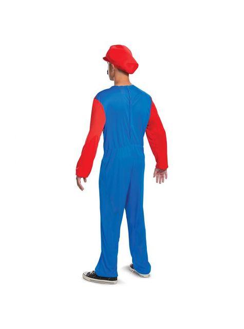 Mario kostuum voor volwassenen