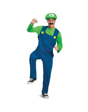 Luigi kostim za odrasle