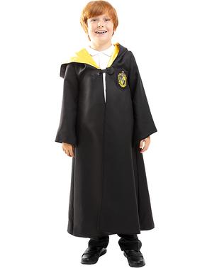 Fato Hufflepuff Harry Potter para criança