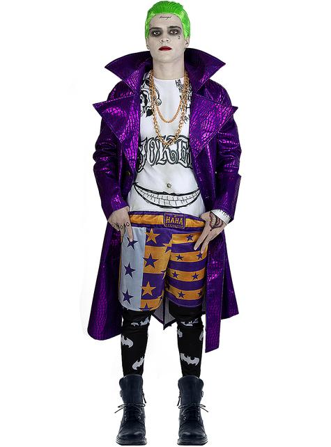 Joker kostuum - Suicide Squad