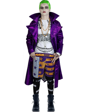 Kostým Joker - Suicide Squad