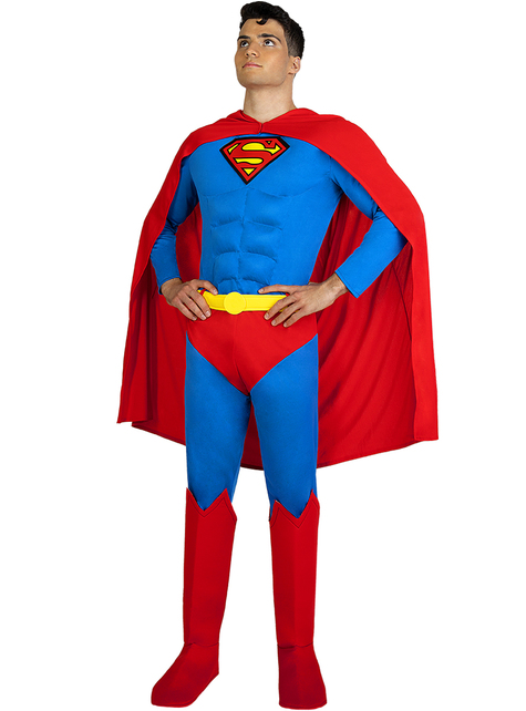 Disfraz de Superman Lights On!