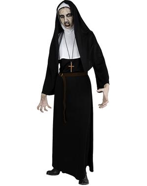 תחפושת הנזירה ואלאק