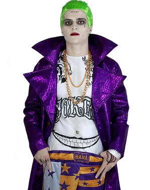 Kit disfraz de Joker - Suicide Squad