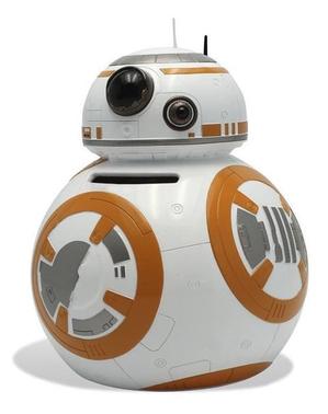 BB8 Piggybank - Star Wars
