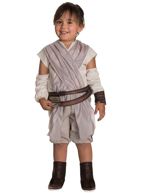 Rey Star Wars Costume for Babies