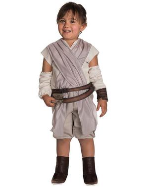 Fato de Rey Star Wars para bebé