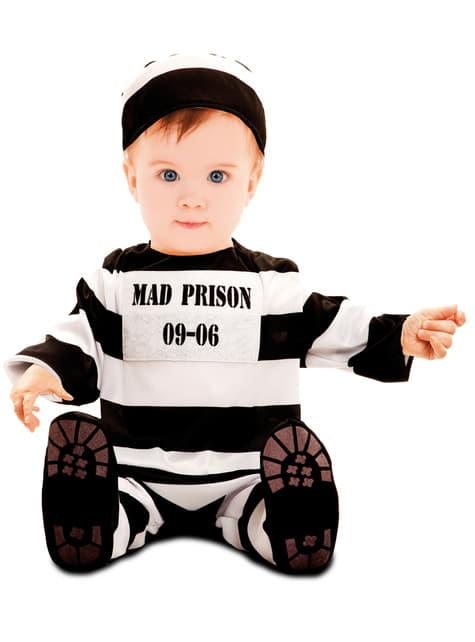 Βρεφική Στολή Κρατούμενος