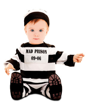 Бебешки костюм на затворник