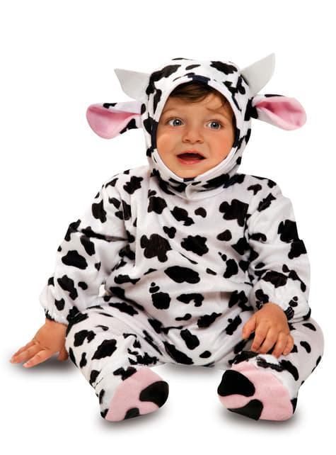 Disfraz de vaquita de la pradera para bebé