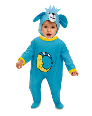 Baby's Moon Teddy Costume