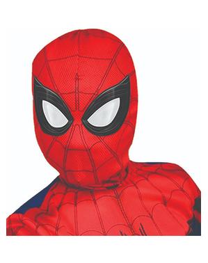 Spider-Man Maske aus Stoff für Jungen