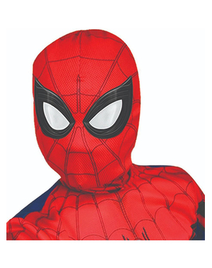 Spiderman Ύφασμα Μάσκα για Αγόρια