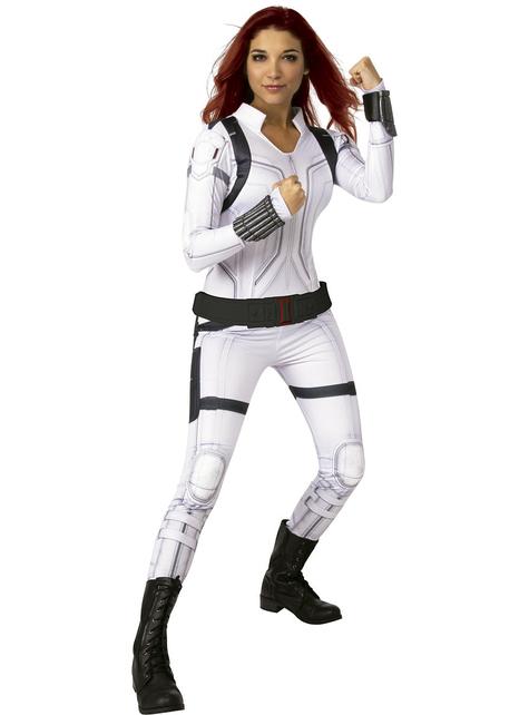 White Black Widow κοστούμι για τις γυναίκες