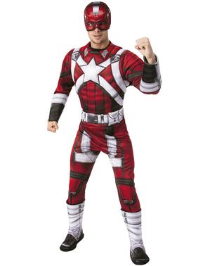 Costum Gardianul Roșu - Văduva Neagră