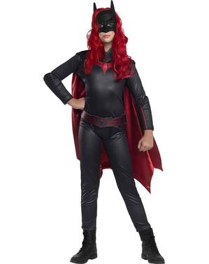 Batwoman kostuum voor meisjes