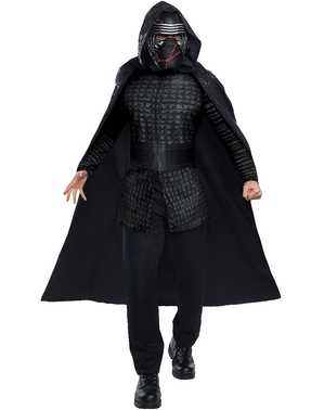 Kit Costum Kylo Ren - Star Wars: Rise of Skywalker