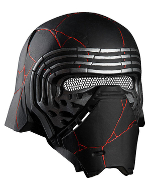 Máscara de Kylo Ren para adulto - Star Wars: A Ascensão de Skywalker