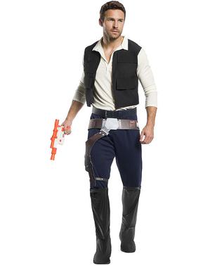 Han solo dräkt för vuxna - Star Wars
