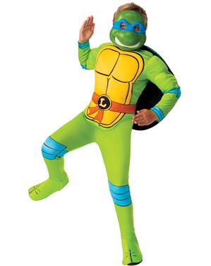 Costum Leonardo pentru băiat - Țestoasele Ninja