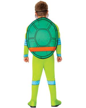 Fato de Leonardo para menino - As Tartarugas Ninja