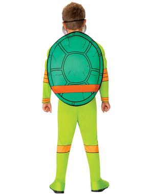 Costum Michelangelo pentru băiat - Țestoasele Ninja