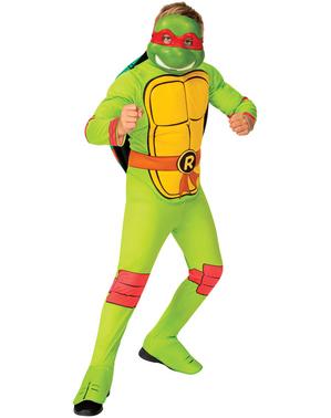 Strój Raphael dla chłopców - Wojownicze Żółwie Ninja