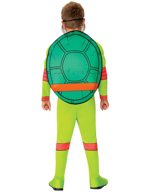 Raphael Costume for Boys - Ninja Turtles