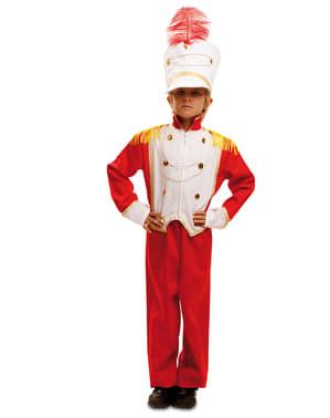 子供のための錫の兵士の衣装