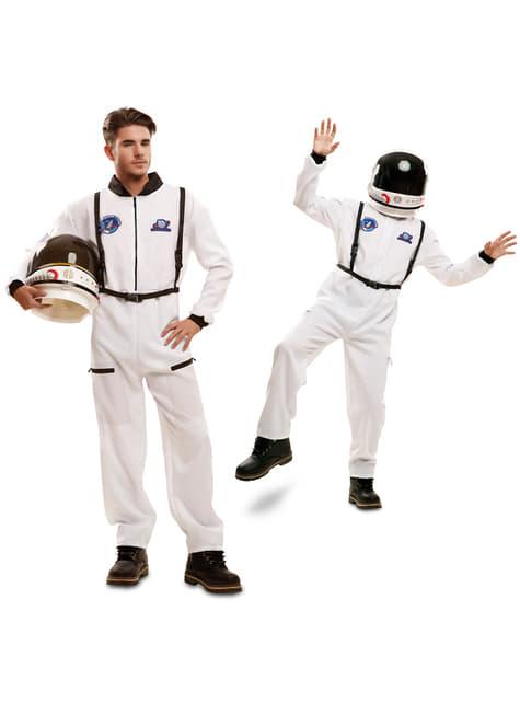 Kostium odważny astronauta męski