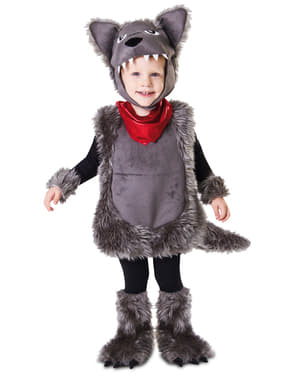 Déguisement loup enfant