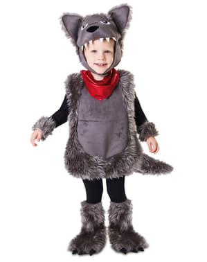 Wolf kostuum voor jongens