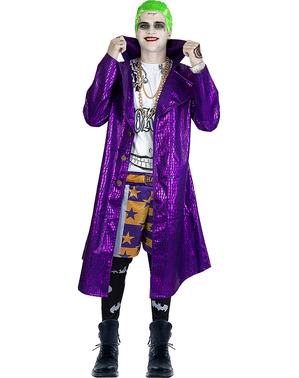 Costume da Joker- Suicide Squad