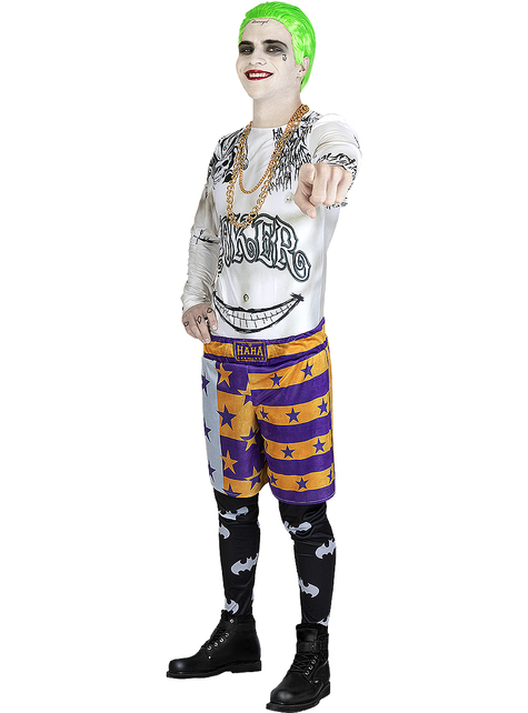 Disfraz de Joker - Suicide Squad