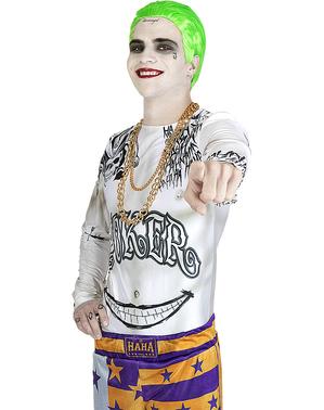 Joker Maskeraddräkt Set - Suicide Squad