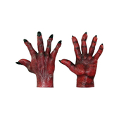 Manos Evil Hands Red