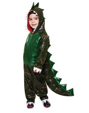 T-Rex Dinosaur Kostyme til Barn