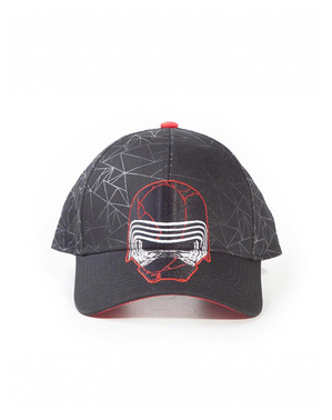 Gorra Kylo Ren - Star Wars Episodio IX: El Ascenso de Skywalker