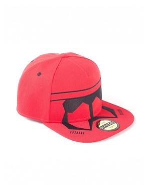 Červená kšiltovka Star Wars IX: Vzestup Skywalkera