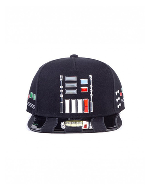 Darth Vader Caps - Star Wars
