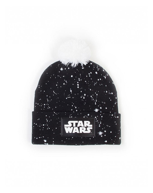 Bonnet Star Wars à pompon