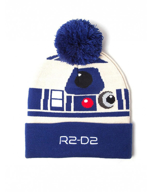 R2D2 Beanie og Tørklæde Sæt - Star Wars