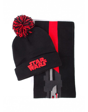 Star Wars Beanie and Scarf Set