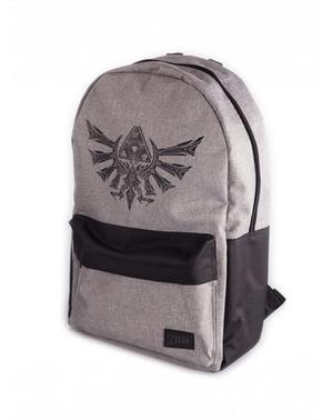 Легендата на Zelda Hyrule Грей Backpack